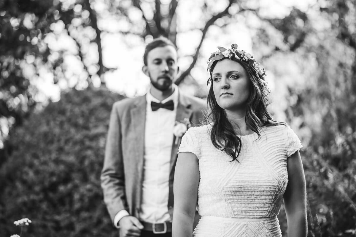 lyde court boho wedding